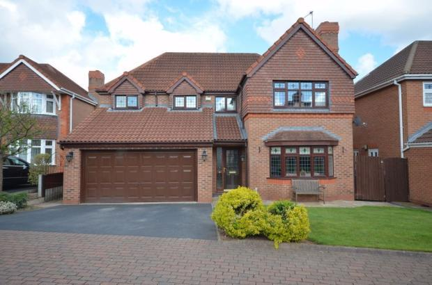 4 Bedrooms Detached House for sale in Pinners Fold, NORTON, Runcorn, WA7